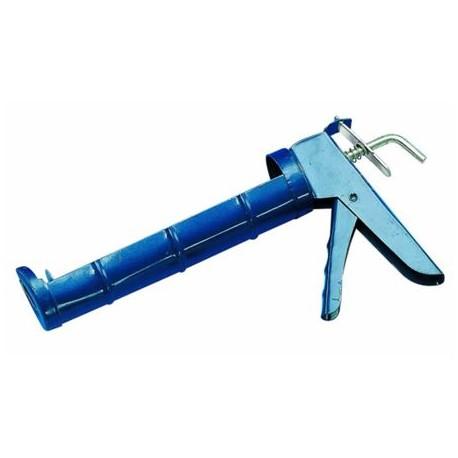 Pistola para cartuchos de silicona pentrilo for Pistola de pegamento o de silicona