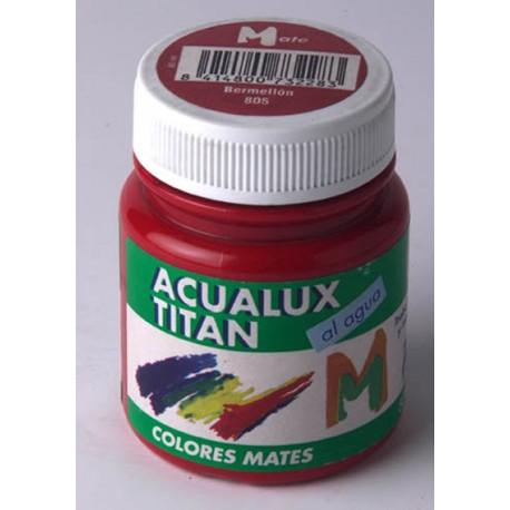 Acualux mate Titan.