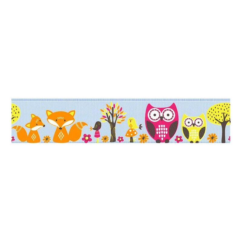 Cenefa papel pintado esprit kids 3 as creati n dise o - Papel pintado y cenefas ...
