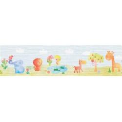 Cenefa papel pintado Kids 3 Esprit 941381