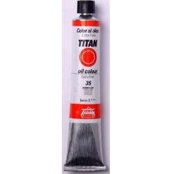Colores al óleo Extra Finos Titan.