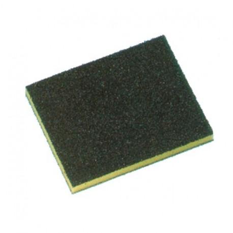 Lija plana de esponja flexible