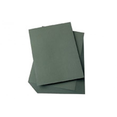 Lija papel de sílex verde