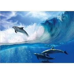 Fotomural 188 delfines Decoas