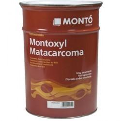 Montoxyl tratamiento matacarcomas Montó