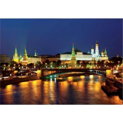 Fotomural Moscú noche 167 Decoas
