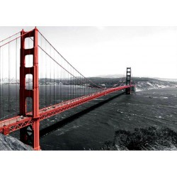 Fotomural Golden Gate 154 Decoas