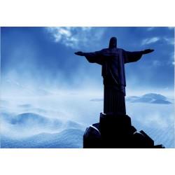 Fotomural Jesus de Corcovado 289 Decoas