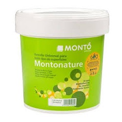 Montonature esmalte multiadherente satinado