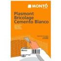 Cemento Blanco en polvo Bricolage Plasmont Montó