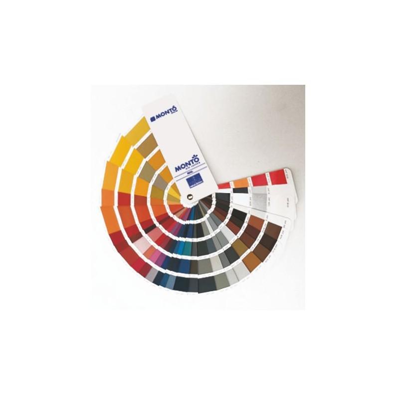 Carta de colores ral con los colores m s usados en - Carta de colores azules ...
