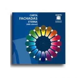 Carta de colores Eterna Fachadas Montó Pinturas