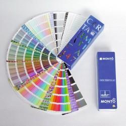 Carta de colores Temática 447