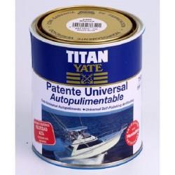 Patente Autopulimentable Universal Titan Yate