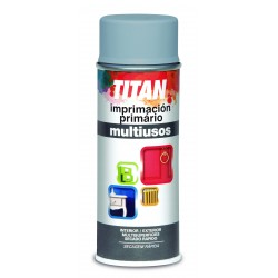 Imprimación multiusos en spray Titan