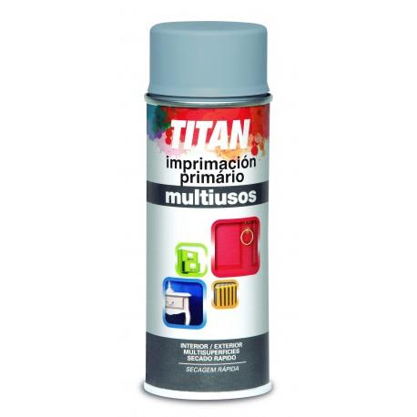 Imprimación multiusos en spray Pinturas Titan