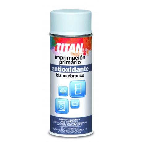 Imprimación antioxidante en spray Pinturas Titan