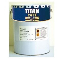 Patente Autopulimentable uso profesional Titan Yate