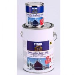 Fondo Acríllico super lijable bicomponente Titan Yate