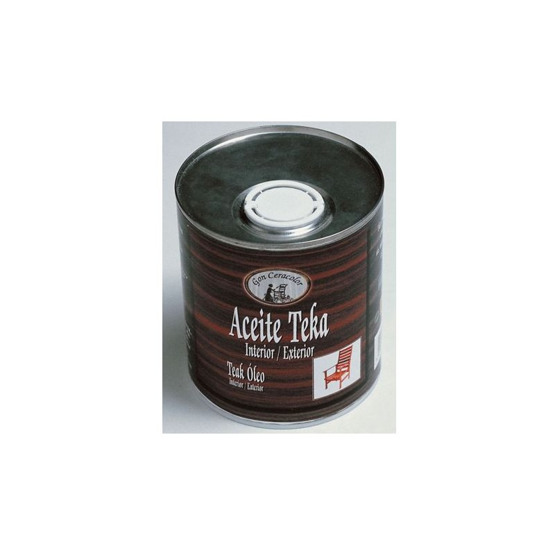 Aceite teca proteccion mantenimiento muebles de jardin gon - Aceite para muebles ...