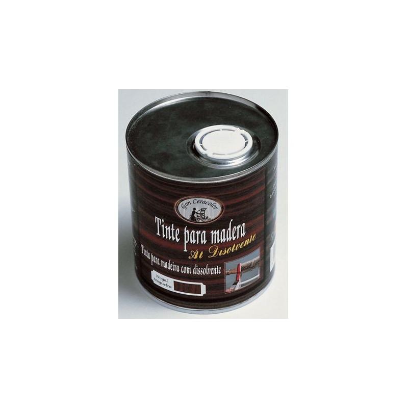 Tinte para madera al disolvente 750 ml y 125 ml gon - Tinte para madera ...