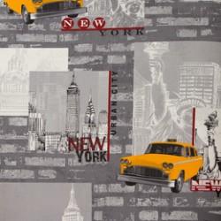 Papel pintado Funny Walls II 257-6416
