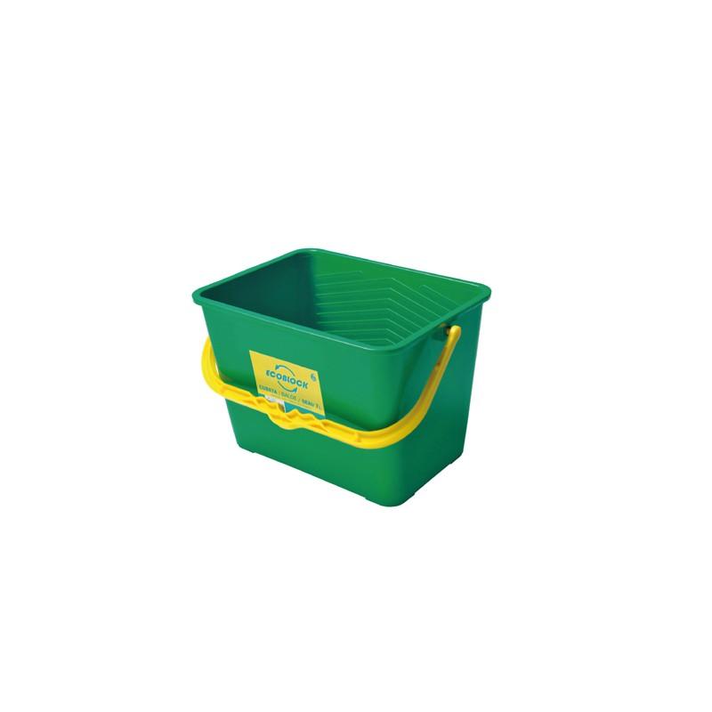 Cubeta Para Pintar Con Rodillo 7 L Ecoblock
