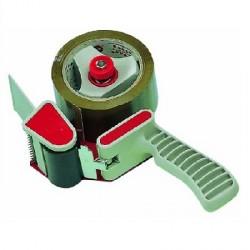 Dispensador para cintas de embalaje.