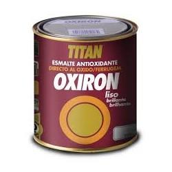 Esmalte antioxidante brillante Oxiron Titan.