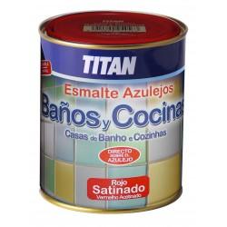 Titan Baños y Cocinas esmalte azulejos