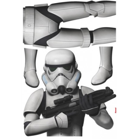 Sticker Star Wars Stormtrooper 14722