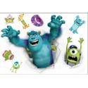 Sticker Monster University 14701