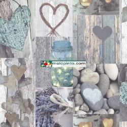 Options 2 Rustic Heart 669600