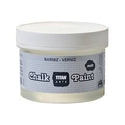 Chalk Paint barniz mate Titan