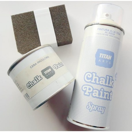 Kit Chalk Paint spray
