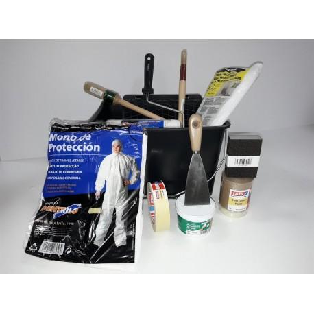 Kit herramientas básico YO MELOPINTO