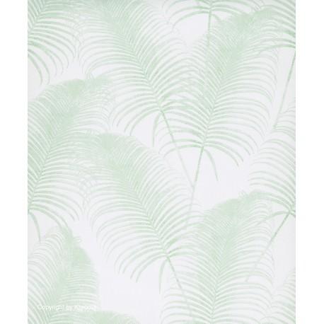 Papel pintado hojas palmera Oxygen