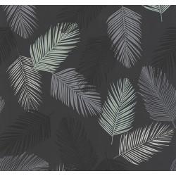 Papel pintado hojas Tropical Modern 5917