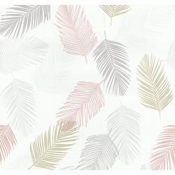 Papel pintado hojas Tropical Modern 5918