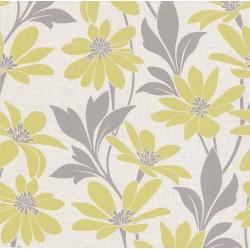 Papel pintado flores Tropical Modern 5962