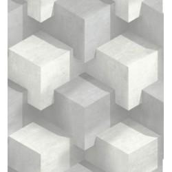 Papel pintado rombos Matrix L201-09