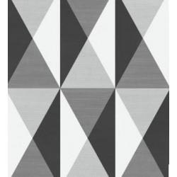 Papel pintado triángulos Matrix J679-29