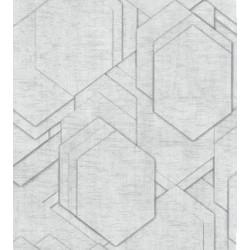 Papel pintado geométrico Matrix L207-09