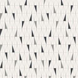 Papel pintado geométrico Matrix L453-09