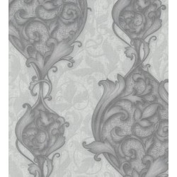 Papel pintado medallones Style House ref. 242310