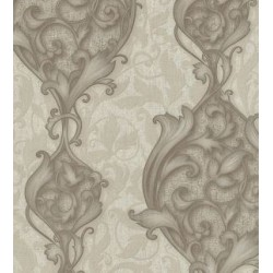 Papel pintado medallones Style House ref. 242320