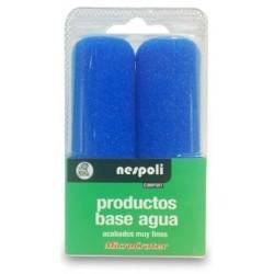 Recambios mini rodillo productos al agua Nespoli