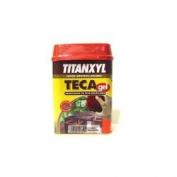 Titanxyl gel teca protector madera.