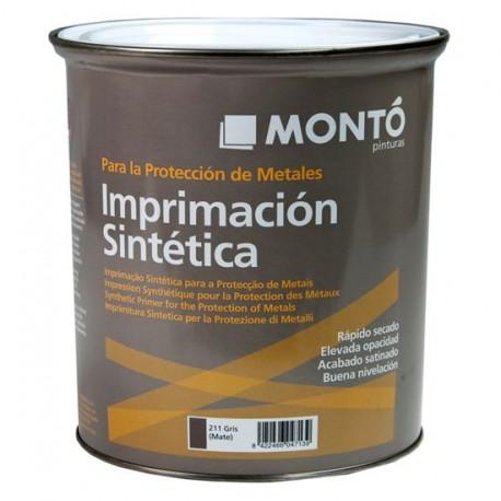 Imprimación sintética para metal Montó