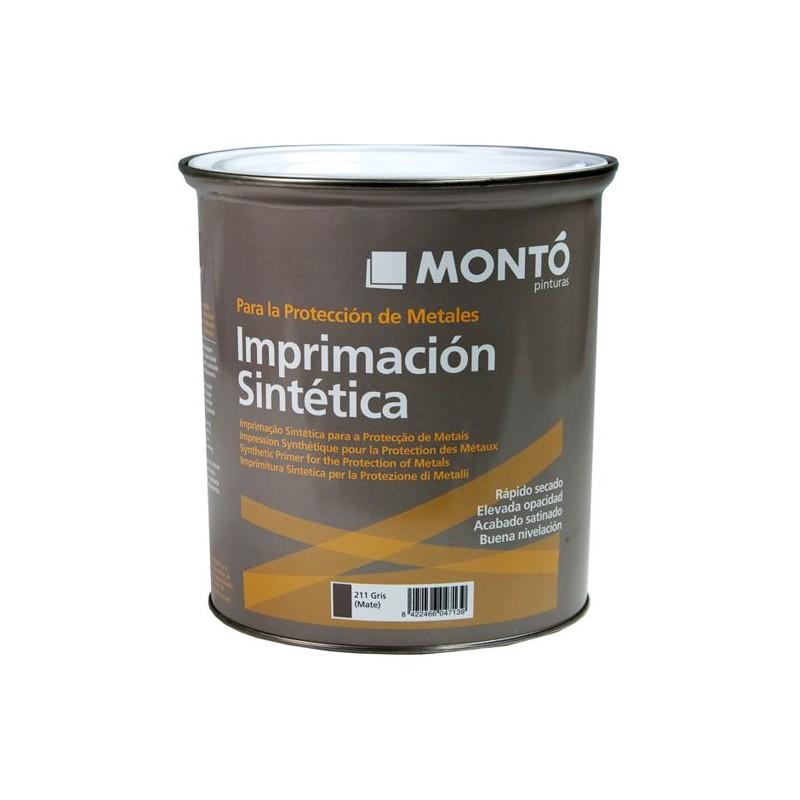 Imprimaci n sint tica para la protecci n de metales mont - Imprimacion para paredes ...